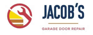 Jacob's garage door repair logo