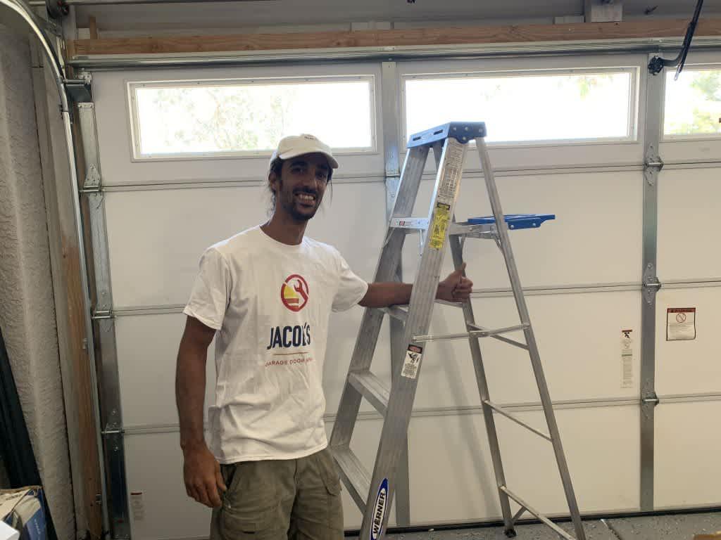 garage door repair in Gilbert by jacob