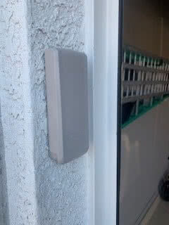 Garage Door Keypad Installation