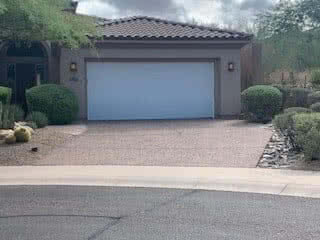 New Garage Doors Installed