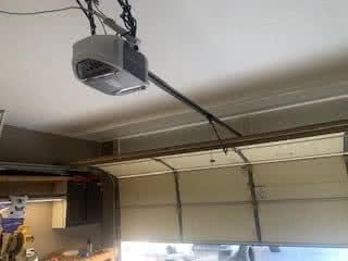 New Garage Door Opener Installation