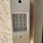 garage-door-keypad-installation